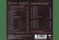 Giulio Tampalini - Mozzani & Respighi: Complete Music For Guitar [CD]