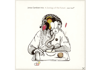 Jonas Cambien - A zoology of the future - (CD)