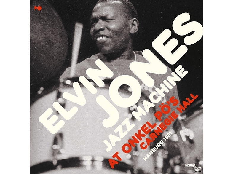 Elvin Jazz Machine Jones - At Onkel PÖ's Carnegie Hall Hamburg 1981 [Vinyl]