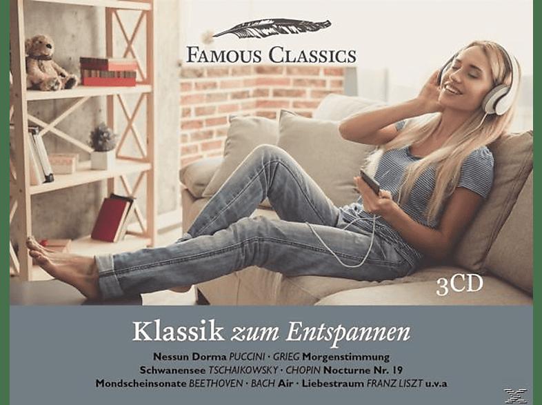 VARIOUS - Klassik zum Entspannen [CD]