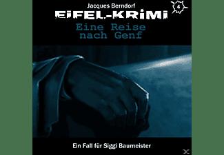 Jacques Berndorf - Eifel-Krimi-Eine Reise nach Genf Folge 4  - (CD)