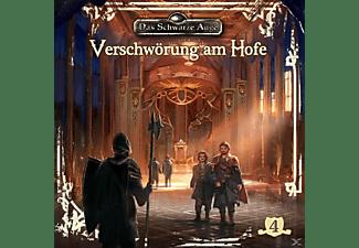 Das Schwarze Auge - Verschwörung am Hofe Folge 4  - (CD)