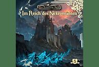 Das Schwarze Auge - Das Schwarze Auge - Im Reich des Nekromanten Folge 5 - (CD)