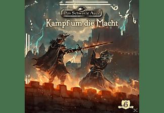 Das Schwarze Auge - Das Schwarze Auge - Kampf um die Macht Folge 6  - (CD)