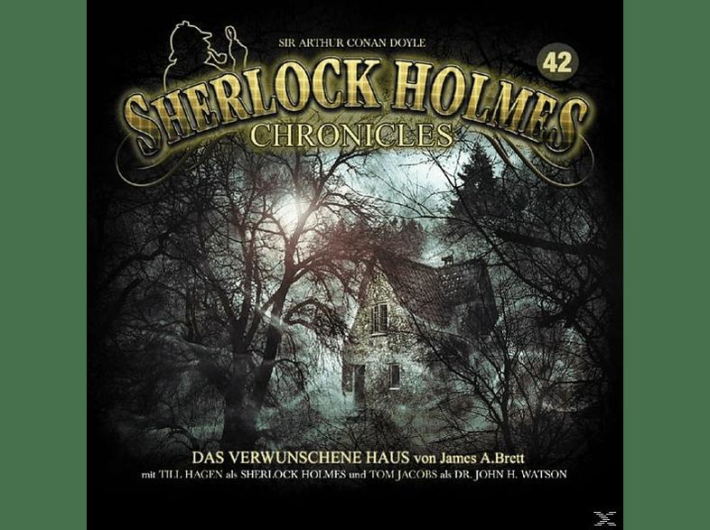 Sherlock Holmes Chronicles - Sherlock Holmes Chronicles - Das verwunschene Haus Folge 42 - (CD)