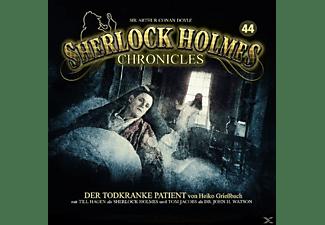 Sherlock Holmes Chronicles - Der todkranke Patient Folge 44  - (CD)