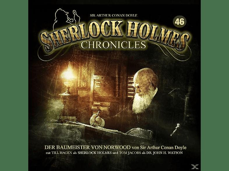 Sherlock Holmes Chronicles - Der Baumeister von Norwood Folge 46 - (CD)