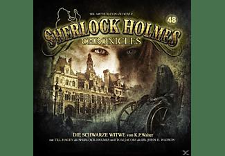 Sherlock Holmes Chronicles - Die schwarze Witwe Folge 48  - (CD)