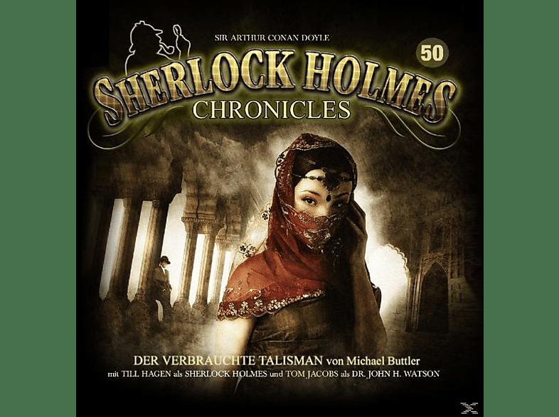 Sherlock Holmes Chronicles - Der verbrauchte Talisman Folge 50 - (CD)