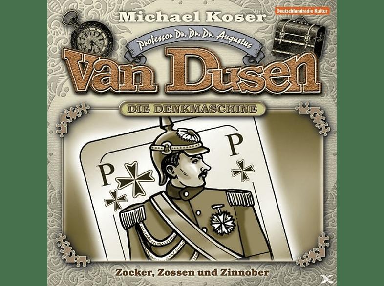 Professor Van Dusen - Professor Van Dusen - Zocker,Zossen und Zinnober Folge 15 - (CD)