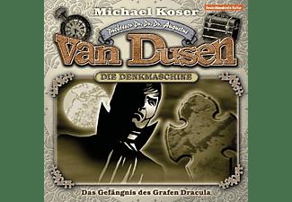 Professor Van Dusen - Professor Van Dusen - Das Gefängnis des Grafen Dracula Folge 17  - (CD)