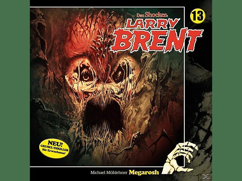 Dan Shocker - Larry Brent-Megarosh Folge 13 - (CD)