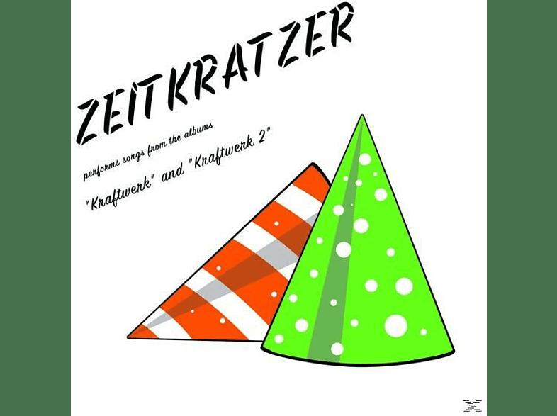 """Zeitkratzer - Performs Songs From """"Kraftwerk"""" And """"Kraftwerk 2"""" [CD]"""