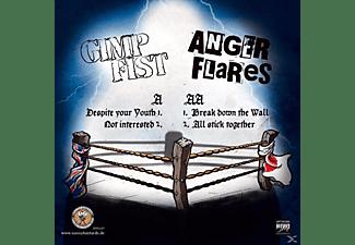 Gimp Fist/Anger Flares - Despite Your Youth (Split-EP/Col.Vinyl/Download)  - (Vinyl)