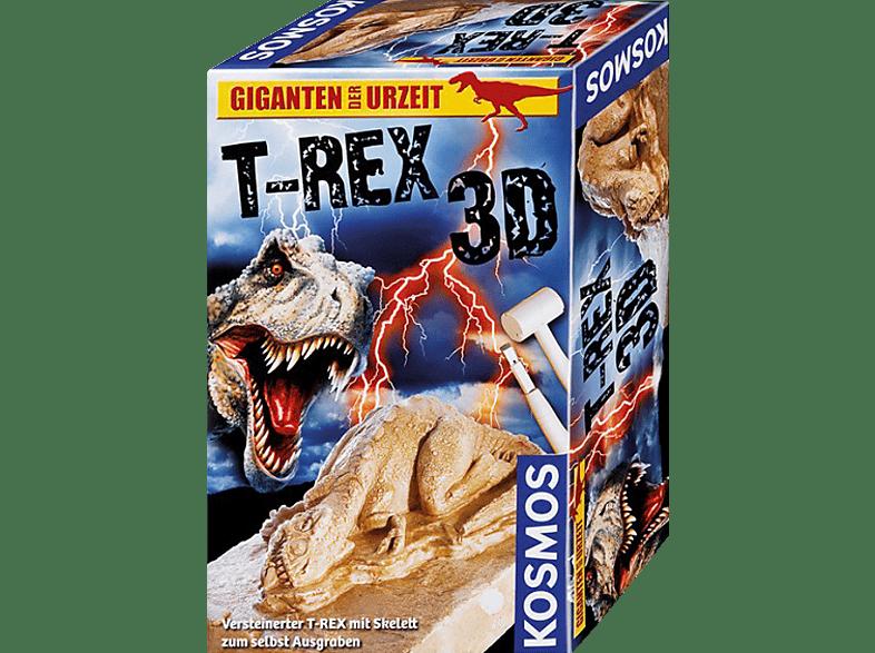 KOSMOS T-Rex 3D Mitbringexperiment