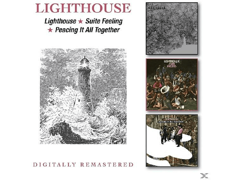 Lighthouse - Lighthouse/Suite Felling/Peaching It All Together [CD]