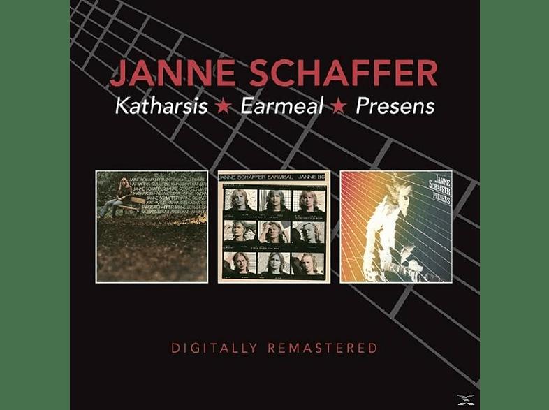 Janne Schaffer - Katharsis/Earmeal/Presens [CD]