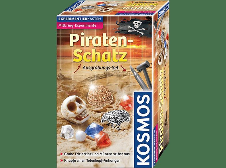 KOSMOS Piraten-Schatz Mitbringexperiment