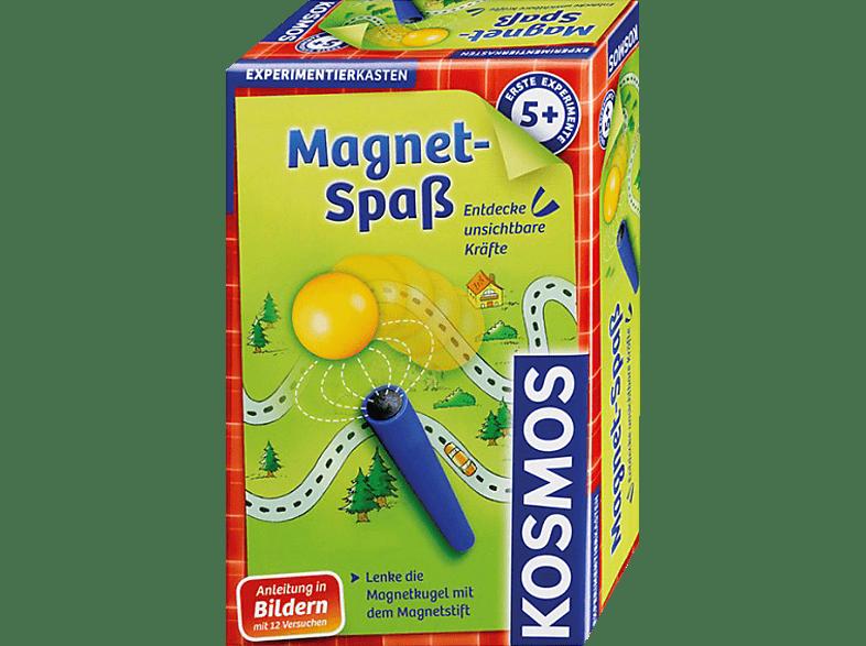 KOSMOS 602406 Magnet-Spass Mitbringexperiment, Mehrfarbig