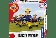 KOSMOS 697754 Feuerwehrmann Sam - Wasser Marsch! Kinderspiel, Mehrfarbig