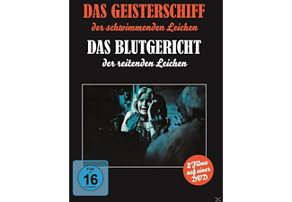 Das Geisterschiff & Das Blutgericht DVD