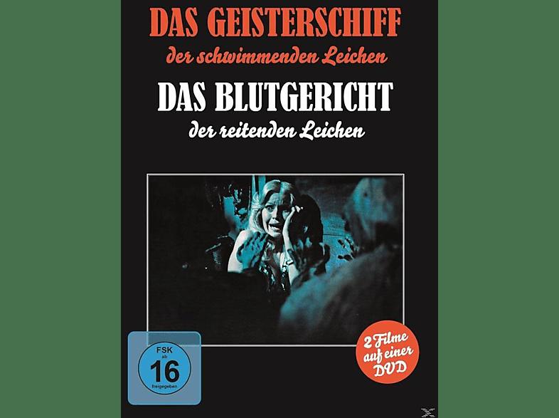 Das Geisterschiff & Das Blutgericht [DVD]
