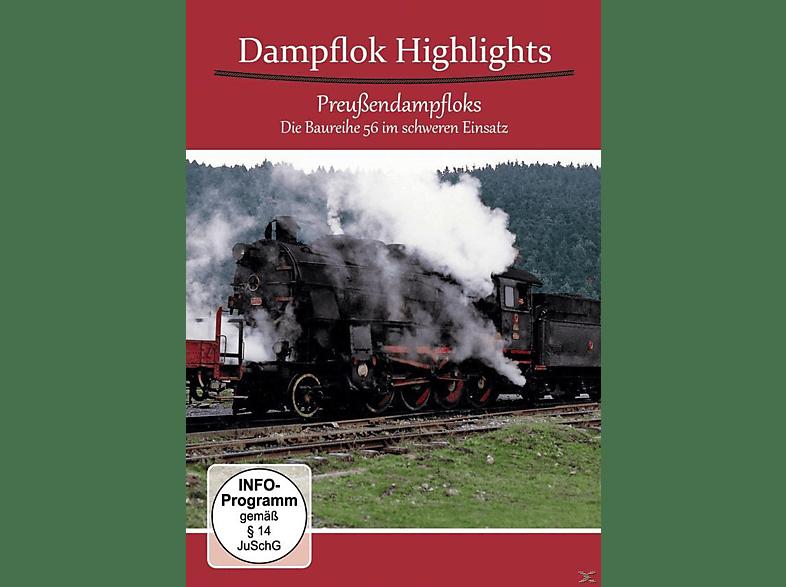 Dampflok Highlights - Preussen Dampfloks [DVD]