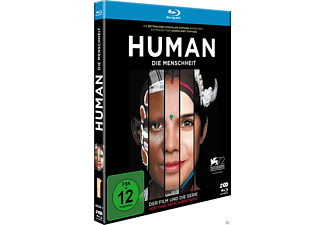 HUMAN - Die Menschheit. Der Film und die Serie. Blu-ray