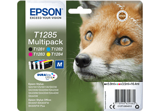 EPSON Multipack 4-colours T1285 DURABrite Ultra Ink - (C13T12854012)