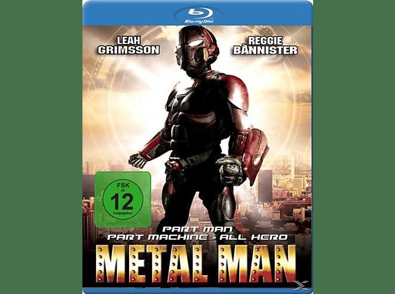 Metal Man [3D Blu-ray]