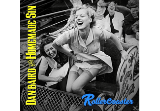 Baird, Dan & Homemade Sin, The - Rollercoaster  - (CD)