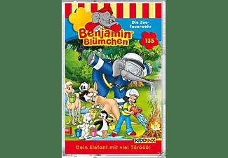 - Benjamin Blümchen - Die Zoo-Feuerwehr  - (MC)