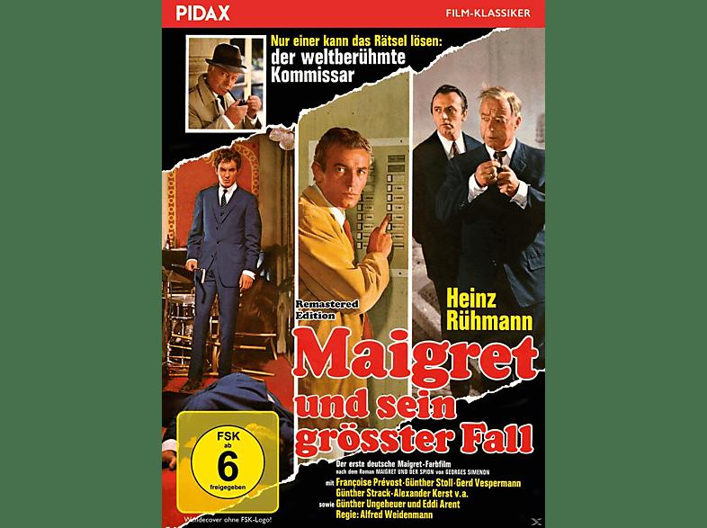 Maigret und sein größter Fall - Klassiker der Moderne [DVD]