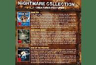 Nightmare Collection Vol. 2 - Creature Features (Dead Sea, Dartmoor Beast, Rise of the predator) [Blu-ray]