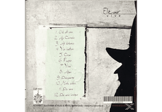 Eleonor - Vive  - (CD)