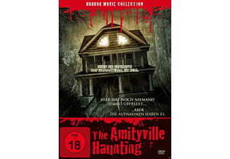 The Amityville Haunting DVD