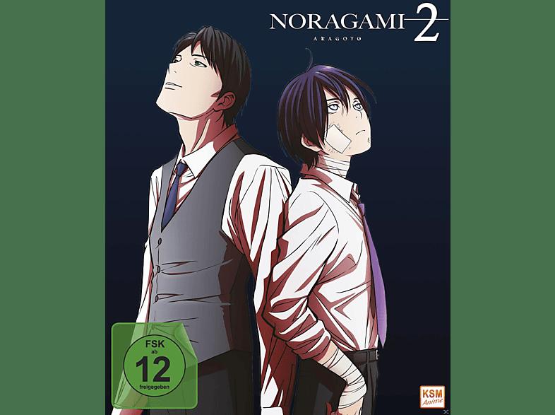 Noragami - Aragoto - Staffel 2 - Vol. 2 (Episode 7-13) [Blu-ray]