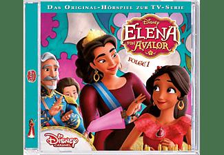 - Elena von Avalor (CD)  - (CD)