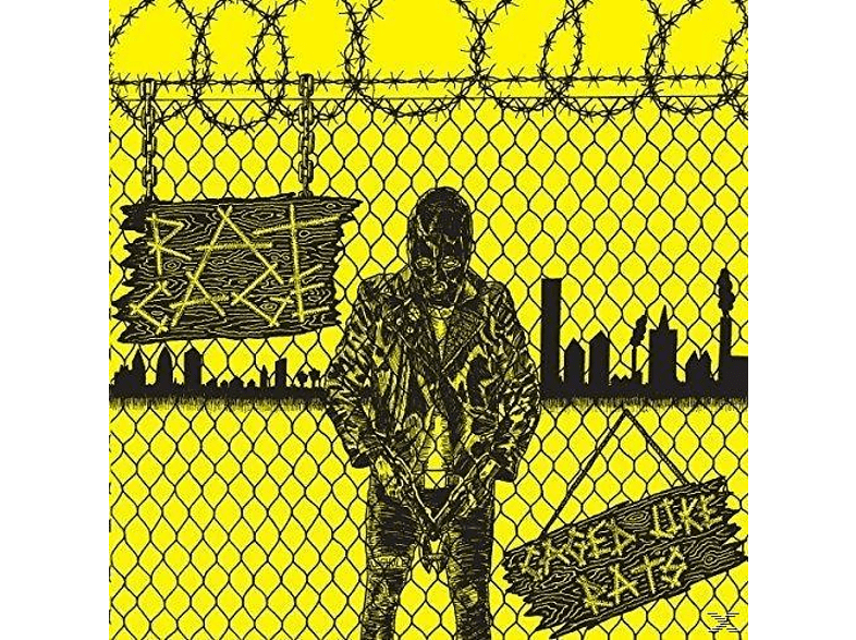 Rat Cage - caged like rats [Vinyl]