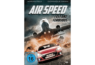 Air Speed - Fast and Ferocious DVD