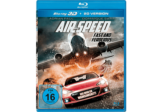 Air Speed - Fast and Ferocious 3D Blu-ray