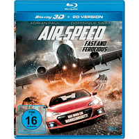 Air Speed - Fast and Ferocious [3D Blu-ray]