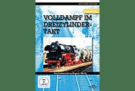 Volldampf im Dreizylindertakt - Der Lokomotiven-Report BR 58 [DVD]