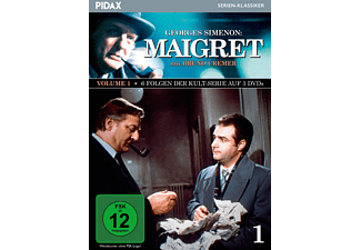 Maigret, Vol. 1 - (DVD)