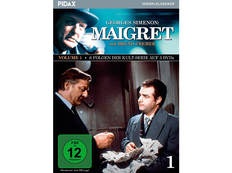 Maigret, Vol. 1 [DVD]