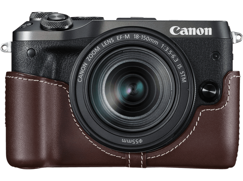 CANON EH30-CJ Kameratasche , Braun