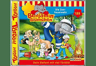 - Benjamin Blümchen: Die Zoo-Feuerwehr  - (CD)