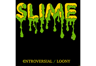 Slime - 7-CONTROVERSIAL-COLOURED- - (Vinyl)