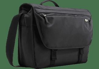 CASE-LOGIC Bryker Messenger Notebooktasche Umhängetasche für Apple Polyester, Schwarz