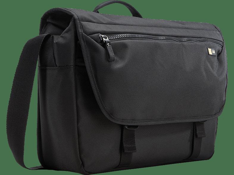 CASE-LOGIC Bryker Messenger Notebooktasche, Umhängetasche, 15 Zoll, Schwarz